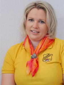 Zunftmeisterin Melanie Lenz